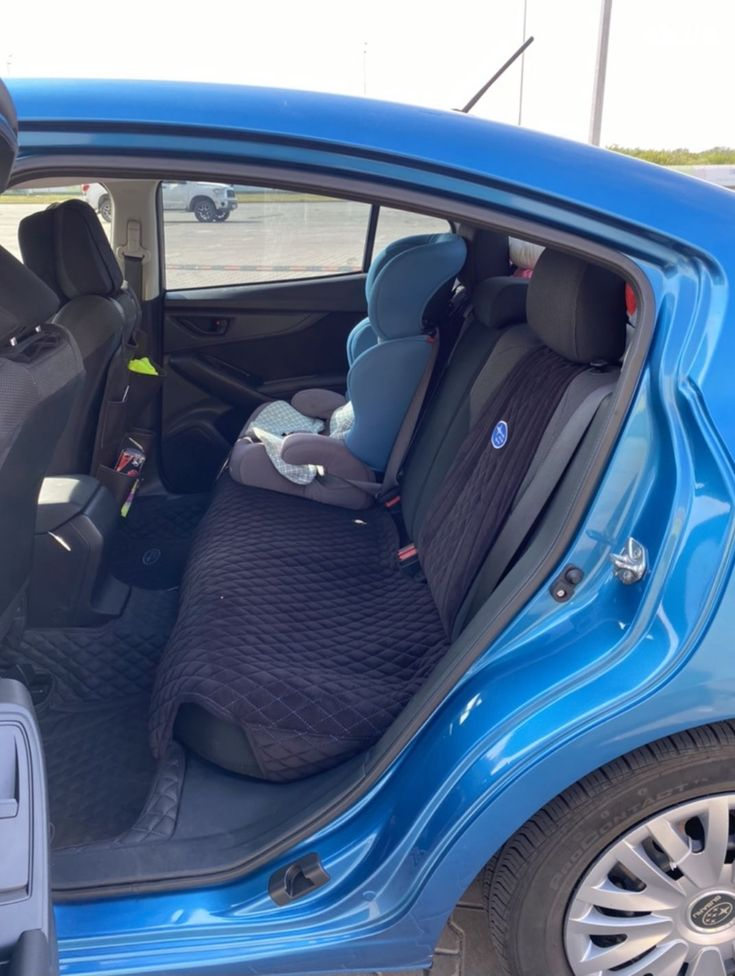 Subaru Impreza 2018 синий - фото 11