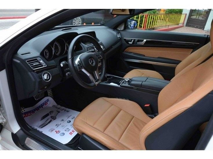 Mercedes-Benz E-Класс 2017 белый - фото 9