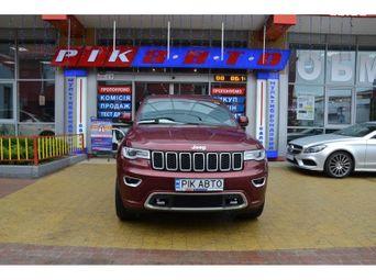 Продажа б/у Jeep Grand Cherokee 2018 года - купить на Автобазаре