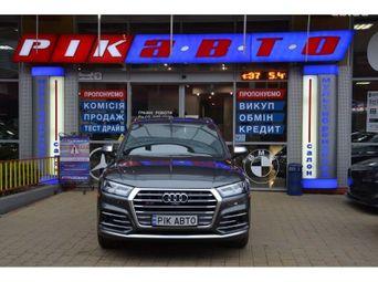 Продажа Audi б/у 2017 года во Львове - купить на Автобазаре