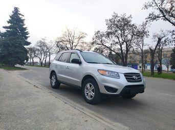 Автомобиль бензин Хюндай Santa Fe б/у - купить на Автобазаре