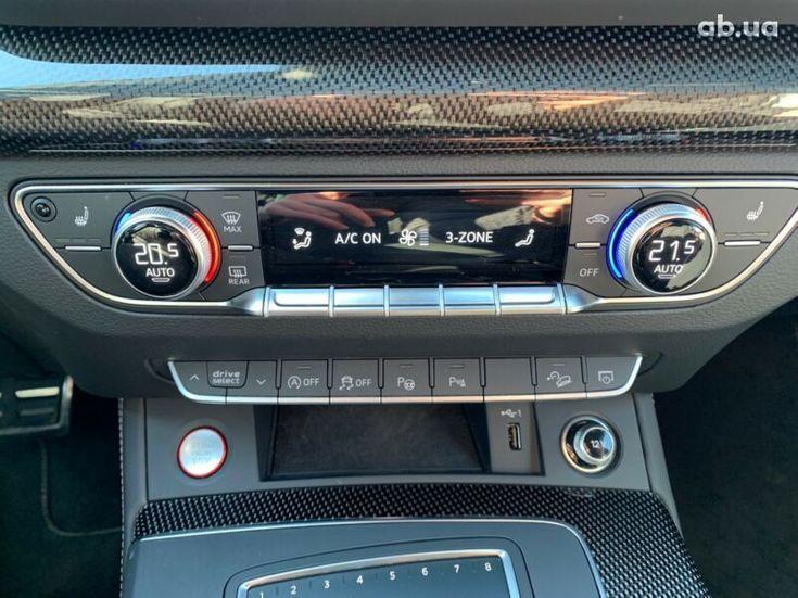 Audi SQ5 2018 черный - фото 7