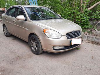 Продажа б/у Hyundai Accent 2007 года - купить на Автобазаре