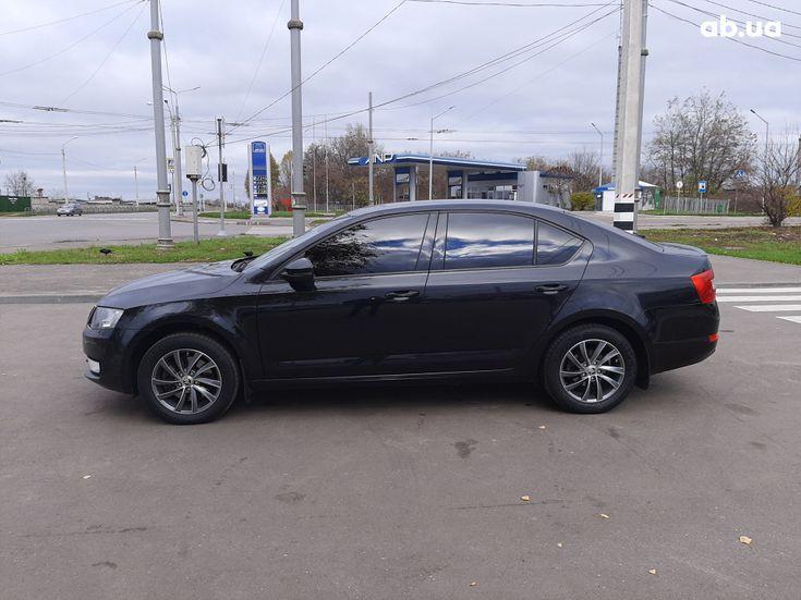 Skoda Octavia 2013 черный - фото 2