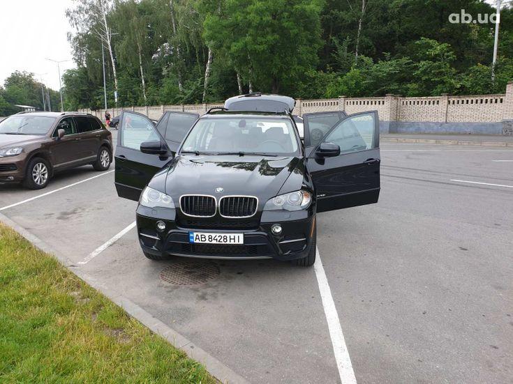 BMW X5 2011 черный - фото 20