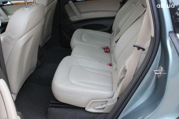 Audi Q7 2007 серый - фото 12