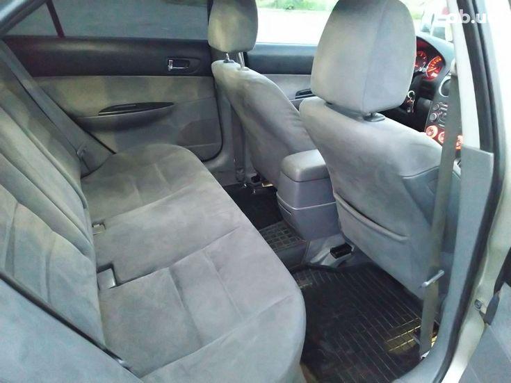 Mazda 6 2003 золотистый - фото 11
