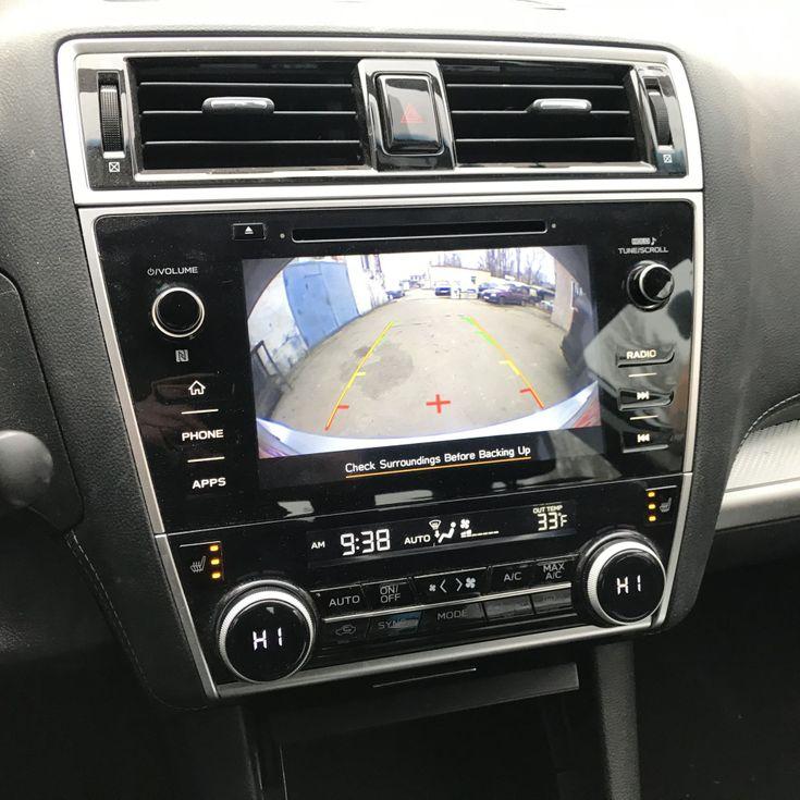 Subaru Legacy 2019 серебристый - фото 3