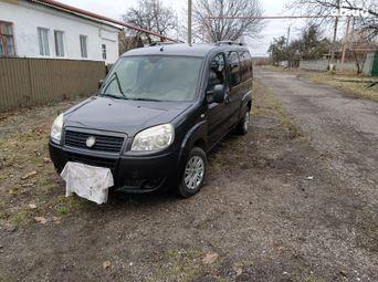 Продажа б/у Fiat Doblo 2007 года - купить на Автобазаре