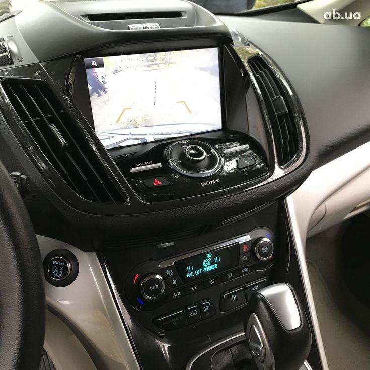 Ford C-Max 2015 серый - фото 2