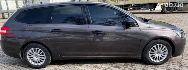 Peugeot 308 2015 коричневый - фото 3