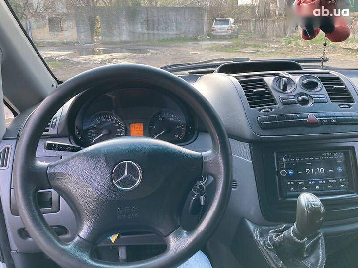 Mercedes-Benz Vito 2007 белый - фото 16
