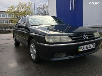 Продажа б/у Peugeot 605 Механика - купить на Автобазаре