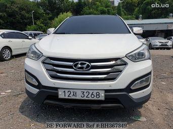 Продажа б/у Hyundai Santa Fe 2013 года - купить на Автобазаре