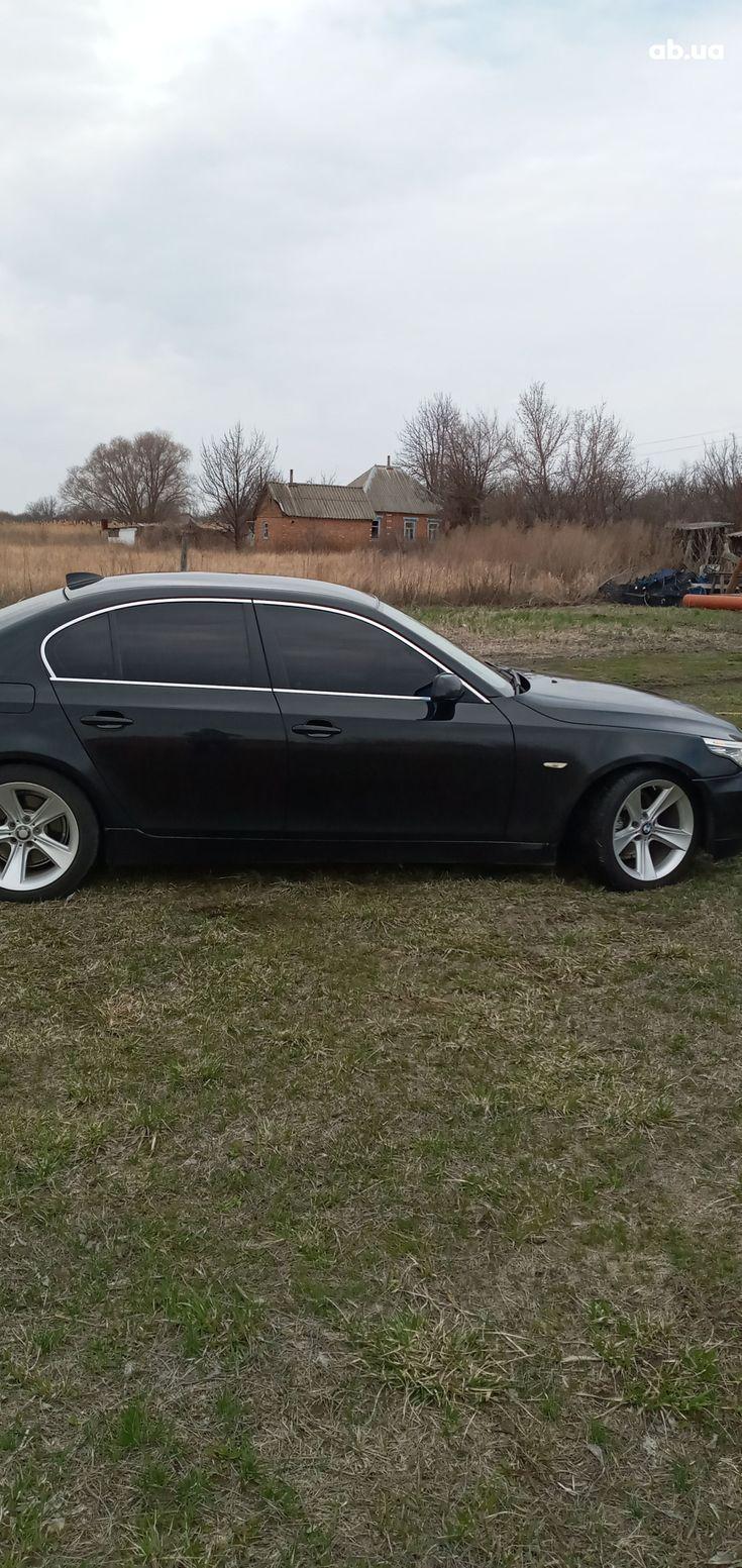 BMW 5 серия 2007 - фото 2