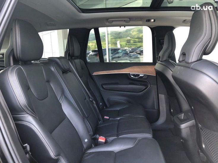 Volvo XC90 2020 черный - фото 13