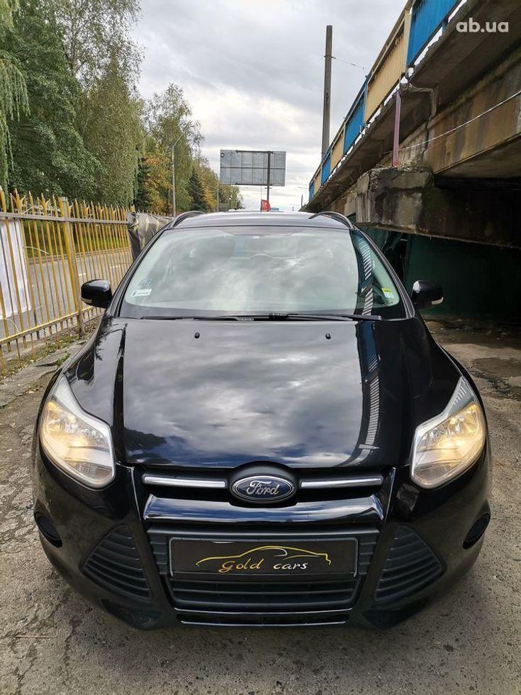 Ford Focus 2011 черный - фото 3