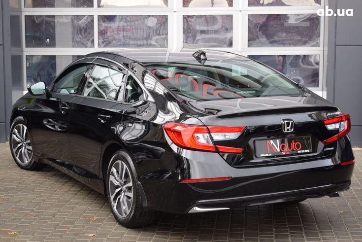 Honda Accord 2020 черный - фото 4