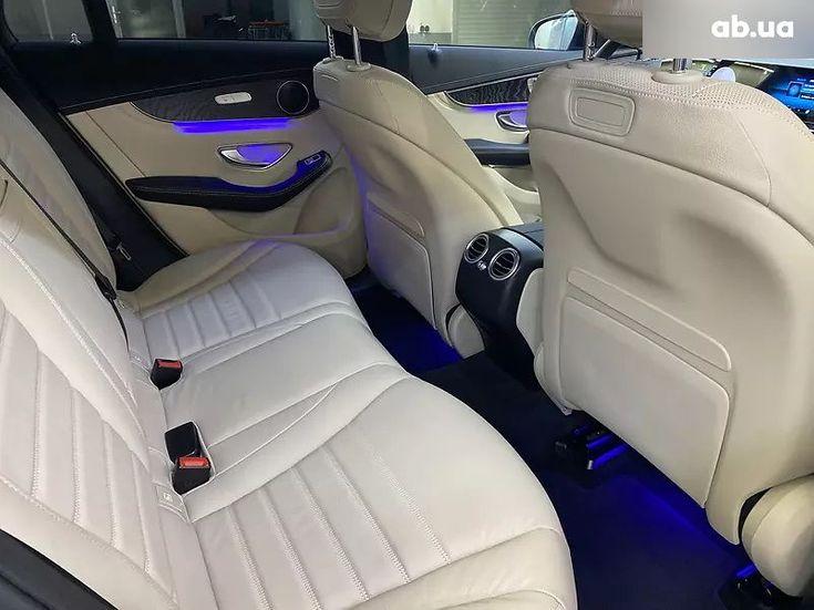 Mercedes-Benz EQC-Класс 2020 черный - фото 15