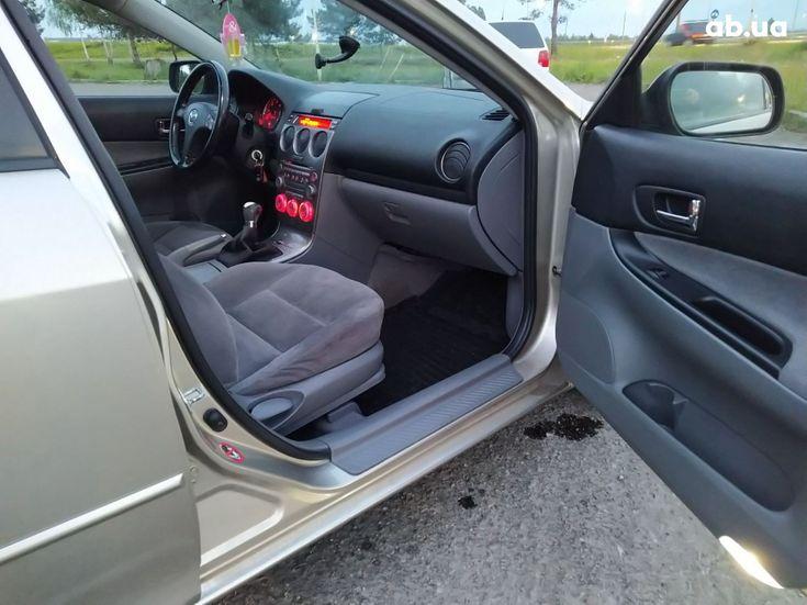Mazda 6 2003 золотистый - фото 9