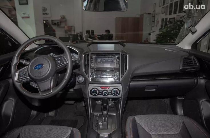 Subaru XV 2020 белый - фото 9