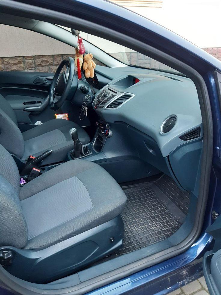 Ford Fiesta 2011 синий - фото 3