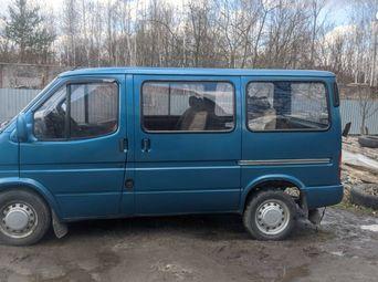 Автомобиль дизель Форд Transit 1994 года б/у - купить на Автобазаре