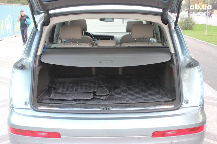 Audi Q7 2007 серый - фото 5