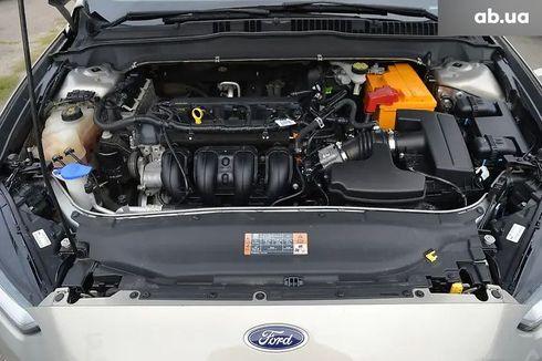 Ford Fusion 2015 - фото 10