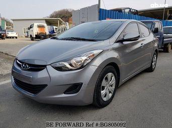 Продажа б/у Hyundai Avante Механика - купить на Автобазаре
