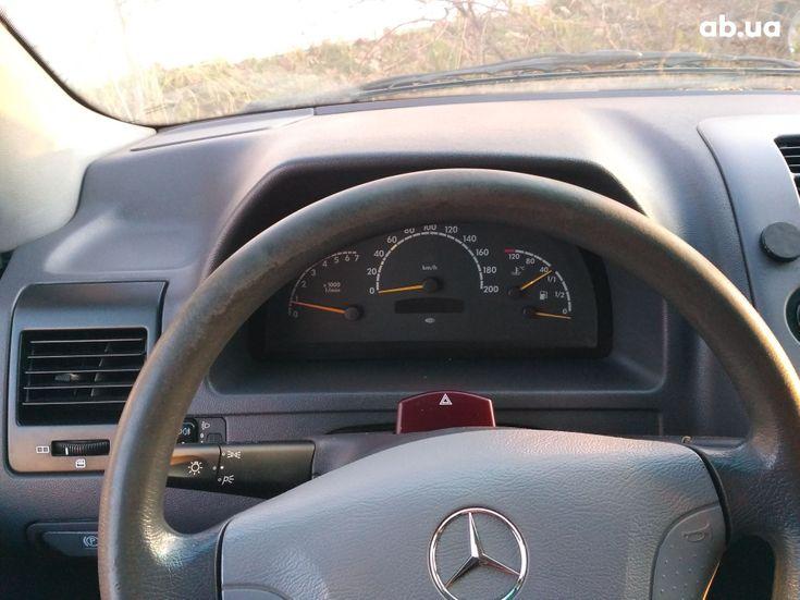 Mercedes-Benz Vito 2003 серый - фото 16