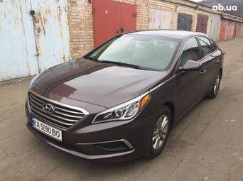 Продажа б/у Hyundai Sonata 2016 года - купить на Автобазаре