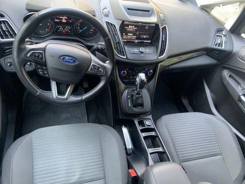 Ford C-Max 2015 серый - фото 11