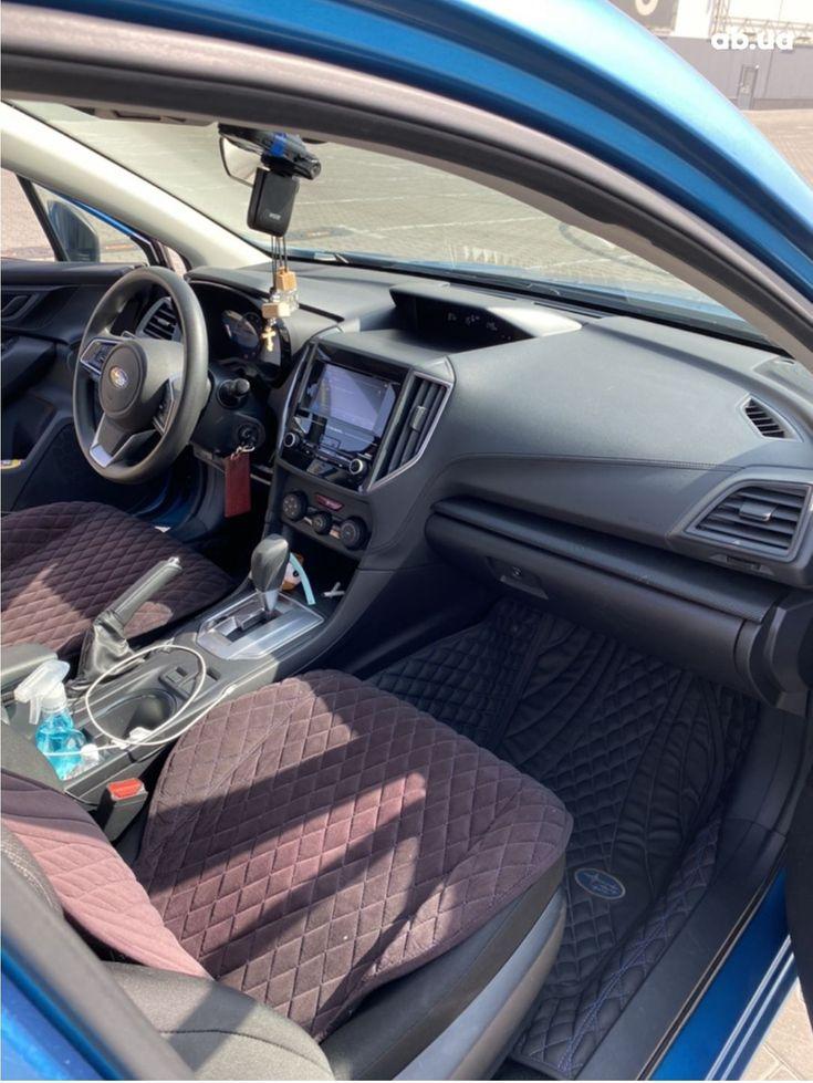 Subaru Impreza 2018 синий - фото 12