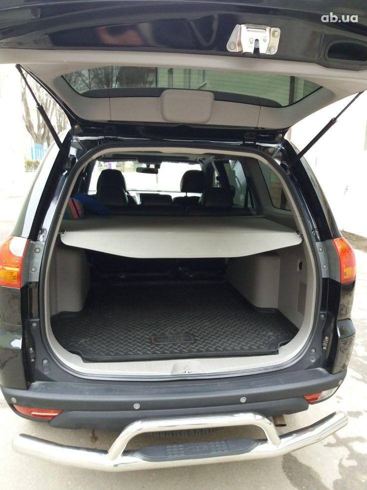 Mitsubishi Pajero Sport 2011 черный - фото 5
