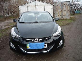 Продажа б/у Hyundai Elantra 2012 года - купить на Автобазаре