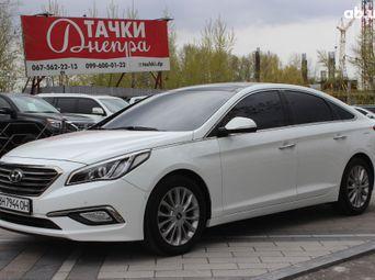 Купить Hyundai Sonata 2015 бу в Днепре - купить на Автобазаре