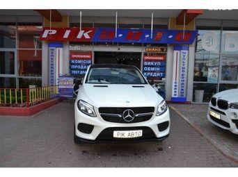 Продажа б/у Mercedes-Benz GLE-Класс 2016 года - купить на Автобазаре
