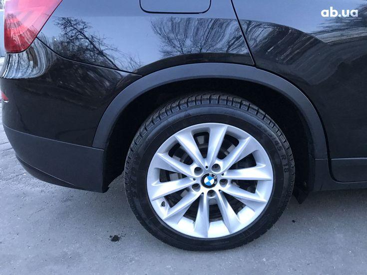 BMW X3 2013 черный - фото 7