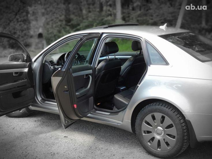 Audi A4 2007 серый - фото 3