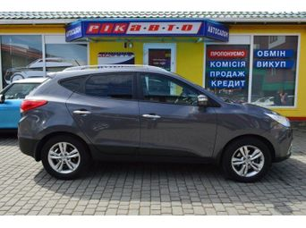 Автомобиль дизель Хюндай ix35 б/у - купить на Автобазаре