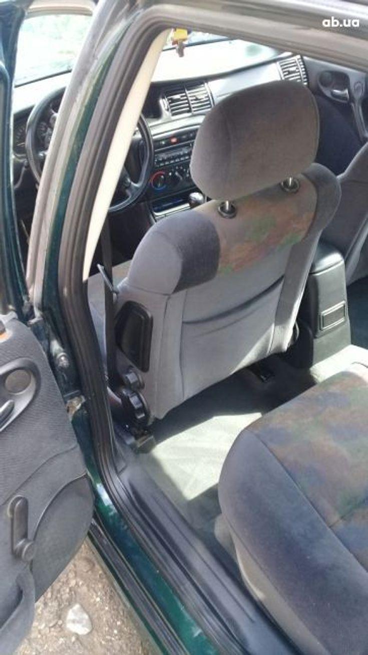 Opel Vectra 1999 зеленый - фото 2