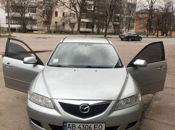 Продажа б/у Mazda 6 2004 года - купить на Автобазаре