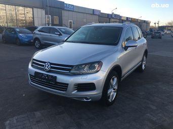 Продажа б/у Volkswagen Touareg 2012 года - купить на Автобазаре