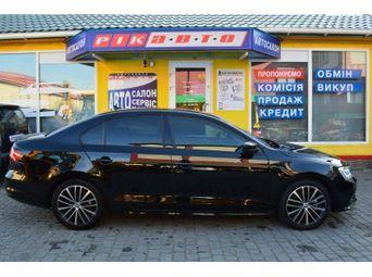 Продажа б/у Volkswagen Jetta 2016 года во Львове - купить на Автобазаре