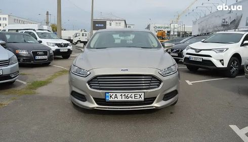 Ford Fusion 2015 - фото 1