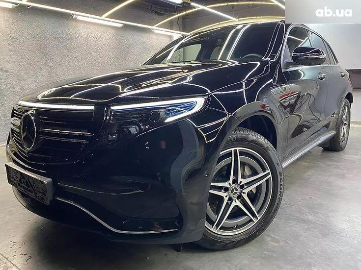 Mercedes-Benz EQC-Класс 2020 черный - фото 2