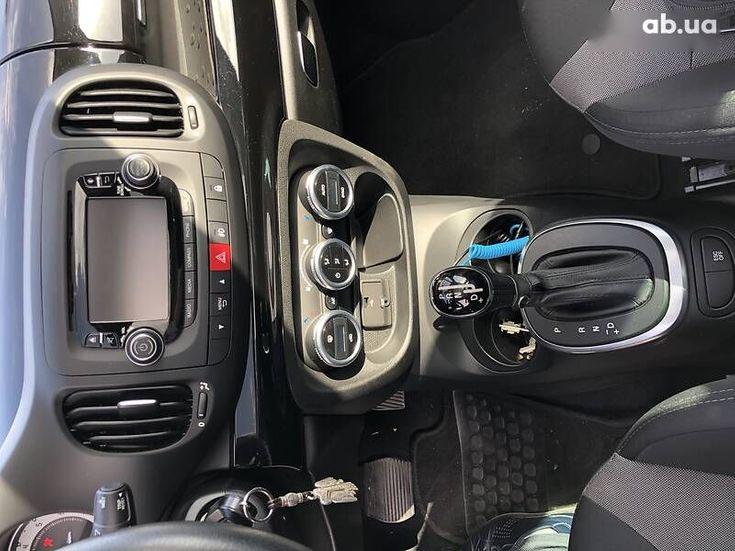 Fiat 500L 2015 синий - фото 3