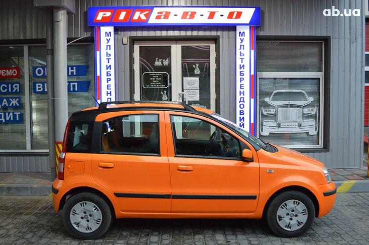 Fiat Panda 2008 - фото 1