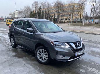 Продажа б/у Nissan Rogue 2018 года - купить на Автобазаре